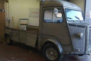 Citroen H, HY van long Wheel Base Pick-Up from Atlantic Motorhomes  Photo