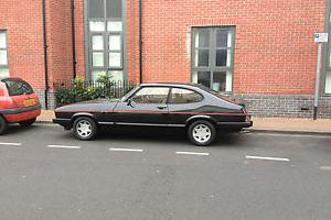 1985 FORD CAPRI 2.8 INJECTION SPECIAL BLACK no SWAP/PX