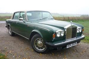 1978 ROLLS ROYCE SILVER SHADOW II  Photo