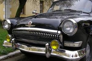 Other Makes : VOLGA GAZ 21 2 Wheel drive Photo