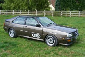 Audi Quattro Turbo UR 1984  Photo