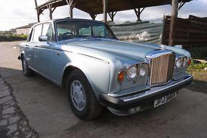 1980 Bentley T2.  Photo