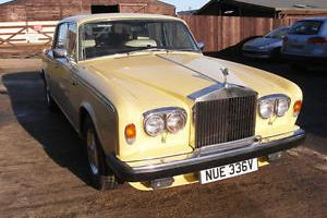 1980 ROLLS ROYCE SILVER SHADOW 11. 53,000 miles  Photo