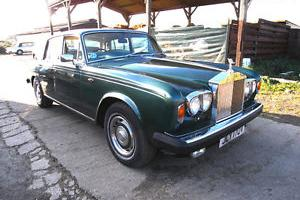 1979 ROLLS ROYCE SILVER SHADOW 11. LOW MILEAGE WITH HISTORY.