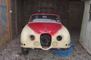 JAGUAR S TYPE 3.8 MANUAL OVERDRIVE UNFINISHED PROJECT  Photo