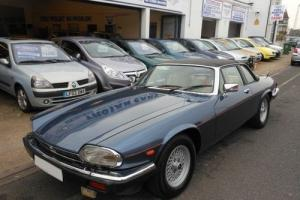 Jaguar XJS Xj-S C V12 Sports PETROL AUTOMATIC 1987/E  Photo