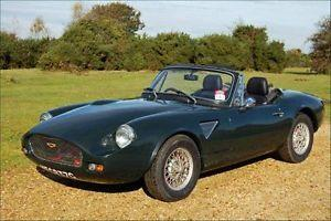 Vincent Hurricane - The FIRST ONE For A Customer. Triumph Spitfire or GT6 based