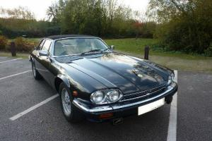 JAGUAR XJS V12 CABRIOLET (CONVERSION) 2 Photo