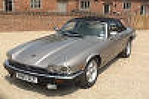 JAGUAR XJS 3.6 CABRIOLET MANUAL 2