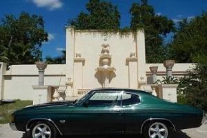 Chevrolet : Chevelle Documented Numbers Matching CRW 454 LS5 Engine!!