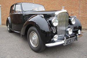 1951 BENTLEY MKVI  Photo
