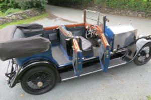 1923 Rolls-Royce 20hp Windover Allweather Cabriolet GA6  Photo
