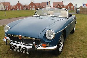 MGB Roadster Nut  Photo