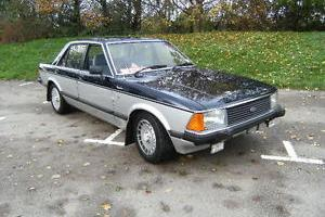 1979 ford granada 2 8 ghia sapphire only 21000 miles for Ford motor credit rates