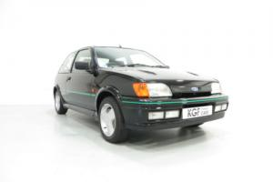 Probably the Best Ford Fiesta RS Turbo in the World with Only 12,791 Miles