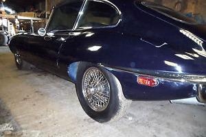 E Type Jaguar 2