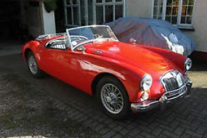 MGA ROADSTER 1958  Photo