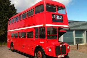 1966 London Routemaster Bus