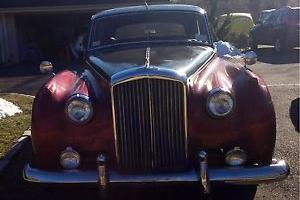 1956 S1 Bentley Saloon