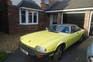 1979 JAGUAR XJS V12 MANUAL COUPE  Photo