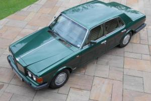 1990 BENTLEY TURBO R Mk II (Active Ride) low miles and ownership