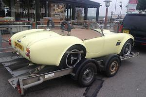 AC Cobra (genuine) Registered correctly as an AC