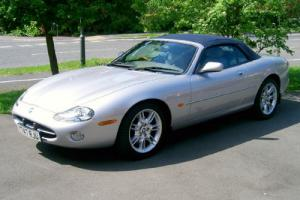 **FABULOUS 2001 JAGUAR XK8 CONVERTIBLE | FACELIFT MODEL | FULL SERVICE HISTORY** Photo