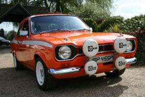 Escort RS 2000, Mexico, Wanted Mk1 & MK2