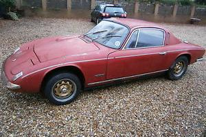 Lotus Elan +2 Rare Early Car 1967 been standing requries full restoration