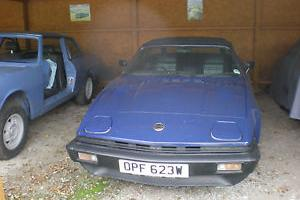 Triumph TR7 Convertible - Lovely Car 1981 5 speed - full mot - 3 owners