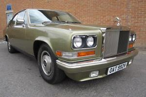1980 ROLLS ROYCE CAMARGUE Photo