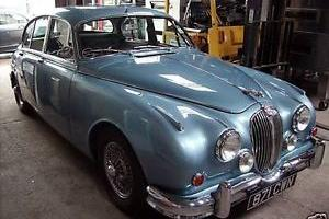 Jaguar Mk2 / MkII 3.4 M/Overdrive ( Only 2 owners from new ) Photo