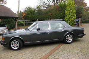1990 BENTLEY TURBO R Mk II (Active Ride)