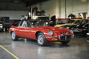 Jaguar E-Type V12 Convertible 2+2 - 1972 Photo