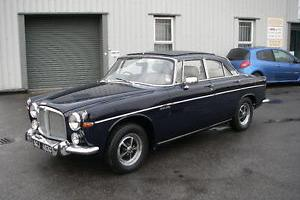 1969 ROVER P5b Coupe 3.5 Litre V8 Automatic Photo