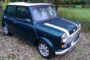 1990 ROVER MINI COOPER RSP 67k nice tidy rare Mini,long MOT ,may px swap Photo