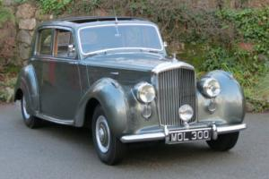 1952 Bentley MK VI Big Bore Saloon B171PU