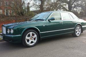 Bentley Arnage Green Label Photo