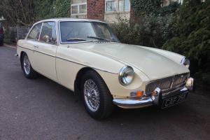 Restored 1971 MGB GT Photo