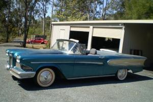 1958 Edsel Ford Convertible