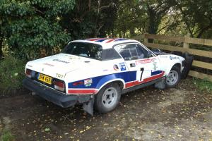 Triumph TR7 Rally Car Photo