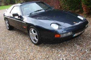1991 PORSCHE 928 S4 AUTO HISTORY FROM NEW!