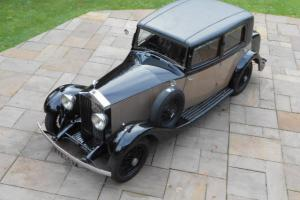 1933 ROLLS ROYCE 20 25 BARKER SPORTS SALOON Photo