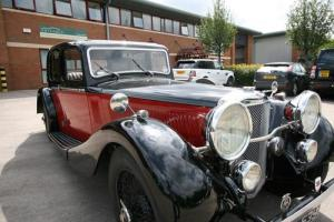 Alvis Speed 20 by Charlesworth