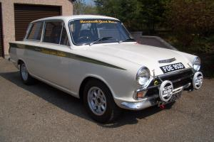 Ford Lotus Cortina Mk1 Genuine car 4 owners from new 1966