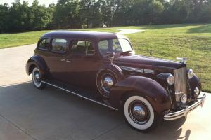 1939 Packard Touring Car GREAT Condition!