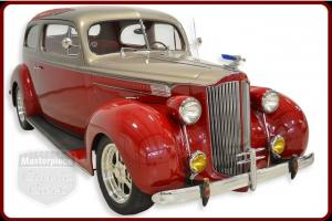 39 Packard Model 110 2 Door Sedan Chevy Built 454 700 R 4 Automatic by Bowler