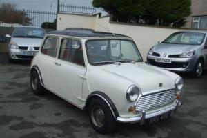 Austin Mini cooper s 1275 recreation
