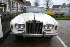 1967 LHD Roll Royce Silver Shadow MK1