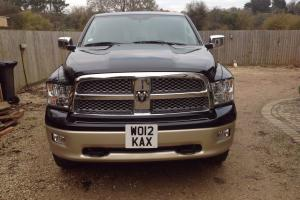 DODGE RAM LONGHORN 5.7L HEMI 1500 2012 PICK UP TRUCK,ONE OFF BEAST!!!!!!!!!!!!!!